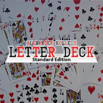 Letter Deck - Standard Edition