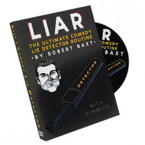 LIAR by Robert Baxt
