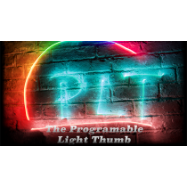 The Programable Light Thumb (Gimmicks and Online Instructions) by Guillaume Donzeau