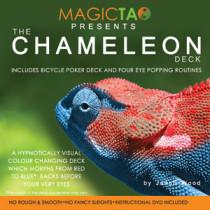 Chameleon Deck (mit DVD)