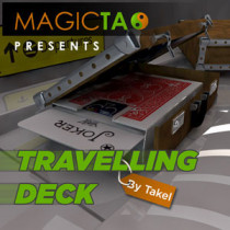 Travelling Deck by  M. Tao -DVD