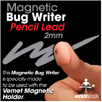 Magnetic BUG Writer (Pencil Lead) by Vernet