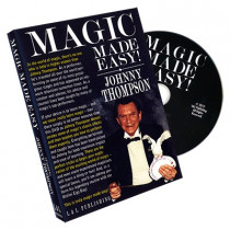 Johnny Thompson's Magic Made Easy
