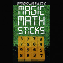 Magic Math Sticks (Wooden) by Diamond Jim Tyler