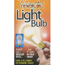 Magic Light Bulb / Magische Glühbirne