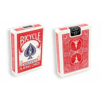 Bicycle Mandolin 809 Karten (rot) by USPCC