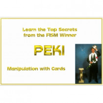Manipulation with Cards from PEKI - Video DOWNLOAD
