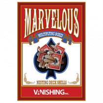 Marvelous Multiplying Card Boxes (Gimmick and DVD) by Matthew Wright and Vanishing Inc