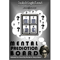 Mental Prediction Board by Indomagic Land