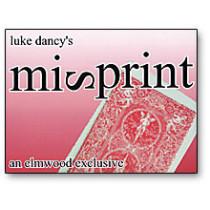 Misprint by Luke Dancy's