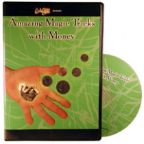 Amazing Magic Tricks with Money (DVD)