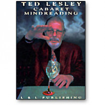 Cabaret Mindreading Vol. 1, Ted Lesley (DVD)