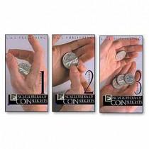 Encyclopedia of Coin Sleights Vol 1 - Michael Rubinstein (DVD)