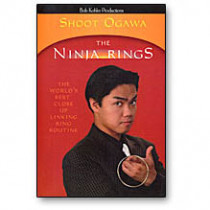 The Ninja Rings - Shoot Ogawa (DVD)