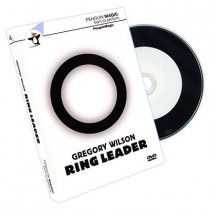 Ring Leader (With Props) by Gregory Wilson (DVD)