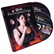 Shh.. The Sneaky Handwriting Handbook  (2 -Set) (DVD)