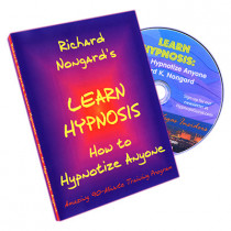 Learn Hypnosis by Richard Nongard (DVD)