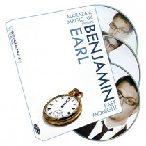 Past Midnight (3  Set) by Benjamin Earl (DVD)
