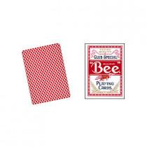 Bee Poker Karten (rot)