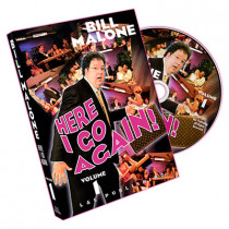 Here I Go Again by Bill Malone Volume 1 (DVD)