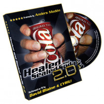 Healed And Sealed 2.0 by Anders Moden (DVD)