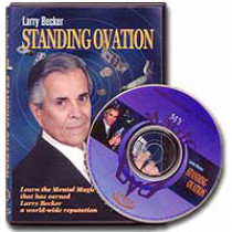 Standing Ovation - Larry Becker (DVD)