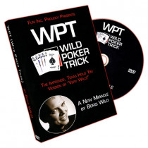 Wild Poker Trick (WPT) by Boris Wild