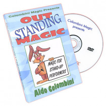 Outstanding Magic by Colombini (DVD)
