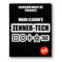 Zenner-Tech 2.0 (inkl. DVD) by Mark Elsdon