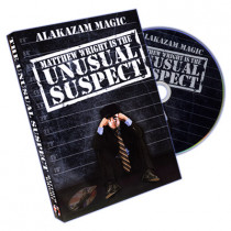 The Unusual Suspect  by Matthew Wright (DVD)