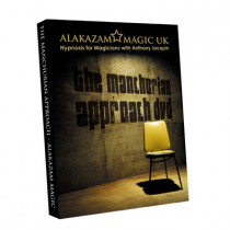 The Manchurian Approach by Alakazam (DVD)