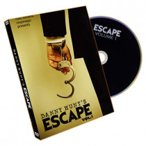 Escape Vol. 1 by Danny Hunt (DVD)
