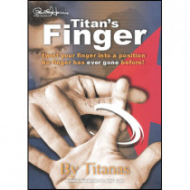 Paul Harris Presents Titan's Finger (Twist) by Titanas - DVD