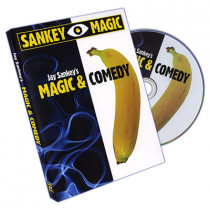 Magic and Comedy by Jay Sankey DVD