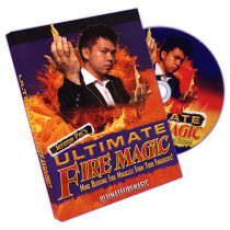 Ultimate Fire Magic by Jeremy Pei (DVD)
