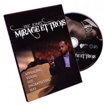 Mirage Et Trois by Eric Jones (DVD)