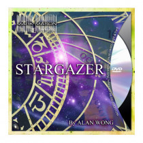 Stargazer by Alan Wong and JB Magic mit DVD