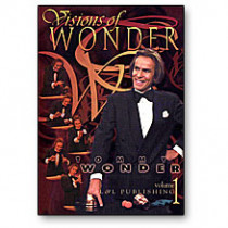 Visions of Wonder - Tommy Wonder Vol 1 (DVD)