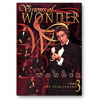 Visions of Wonder - Tommy Wonder Vol 3 (DVD)