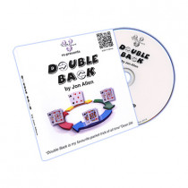 Double Back (DVD and Cards) by Jon Allen