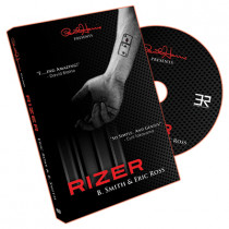 Rizer by Eric Ross and B. Smith (DVD)