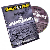 The Disappearance by Jay Sankey DVD