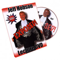Hobson Exposed by Jeff Hobson DVD