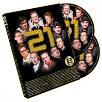 21 - Magic by Sweden (DVD)