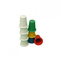 Thimbles Set Vernet (mulicolored) -Fingerhut