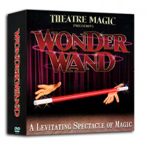 Wonder Wand (DVD and Gimmick) by Theatre Magic – Trick