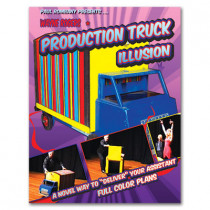 Paul Romhany Presents Production Truck Illusion by Wayne Rogers – Book