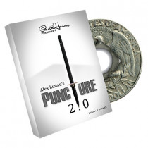Puncture 2.0 (DVD) by Alex Linian