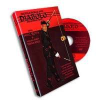 Diabolo Instructional DVD Will Roya