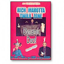 Dynamic Duo with Rich Marotta and Twila Zone (DVD)